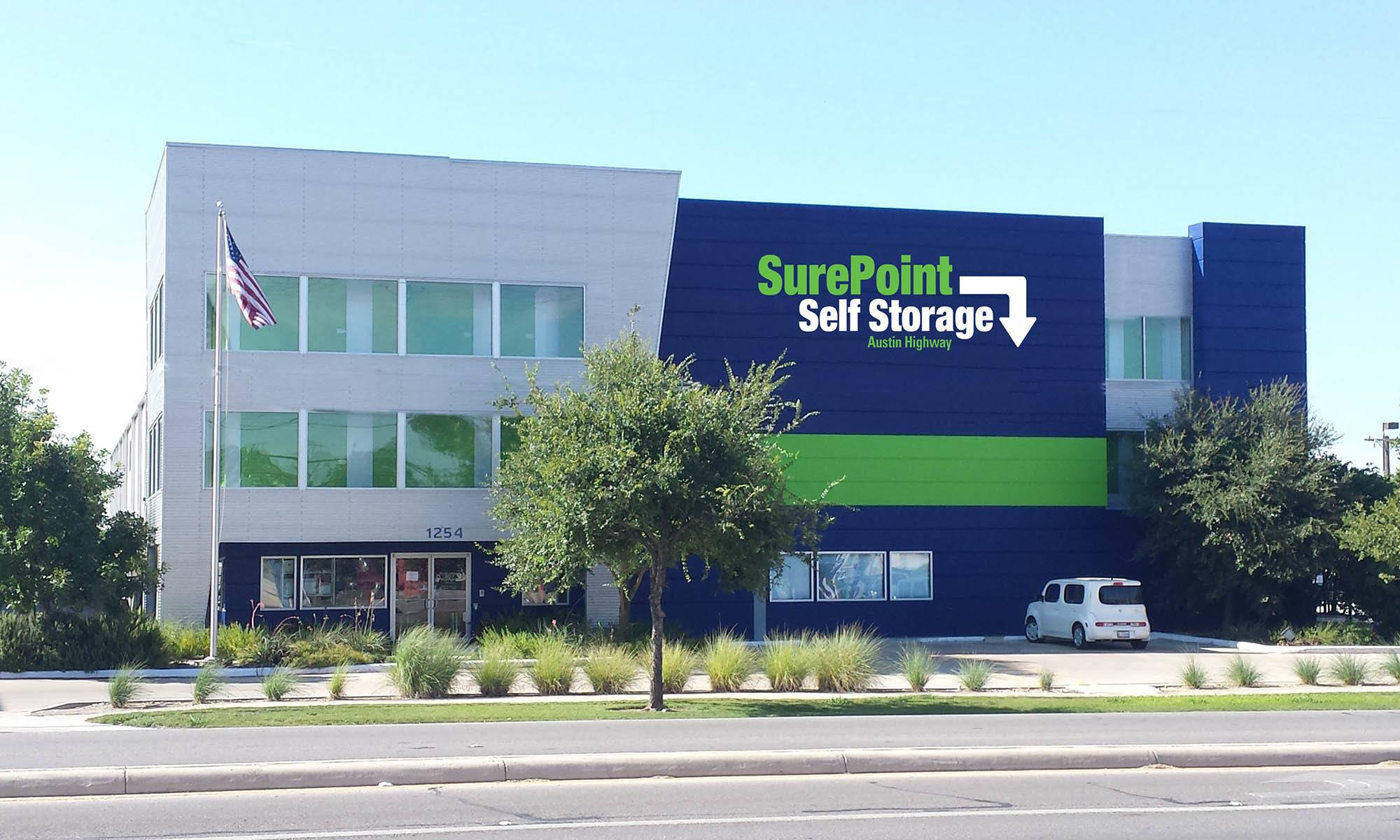Self storage in San Antonio TX