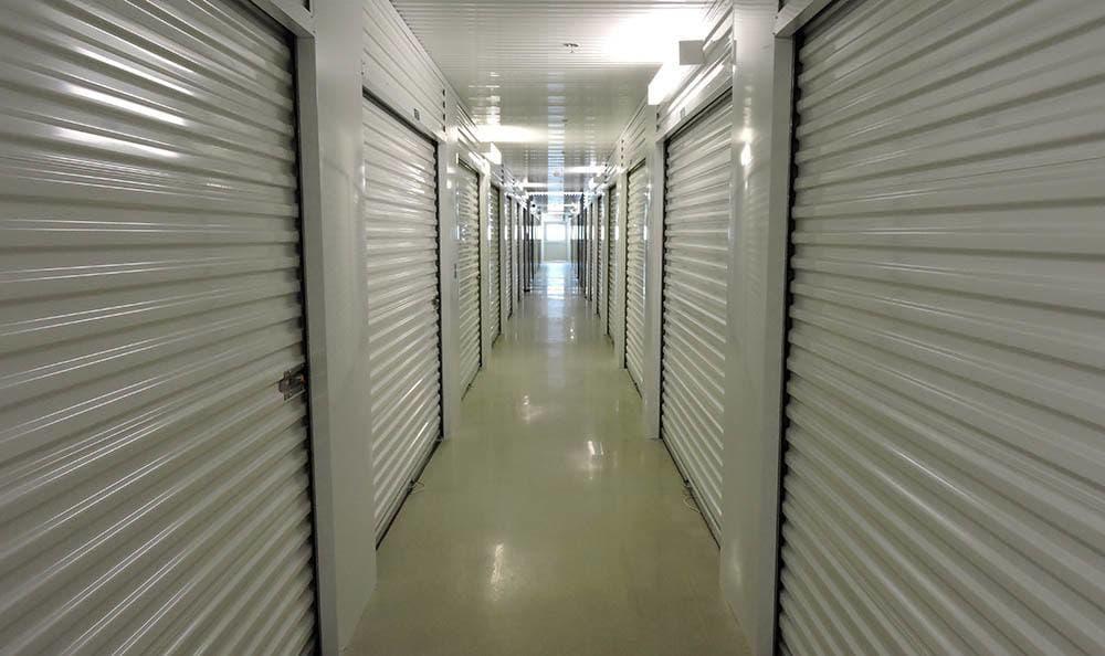 Surepoint Self Storage Fm 1103 Hallway