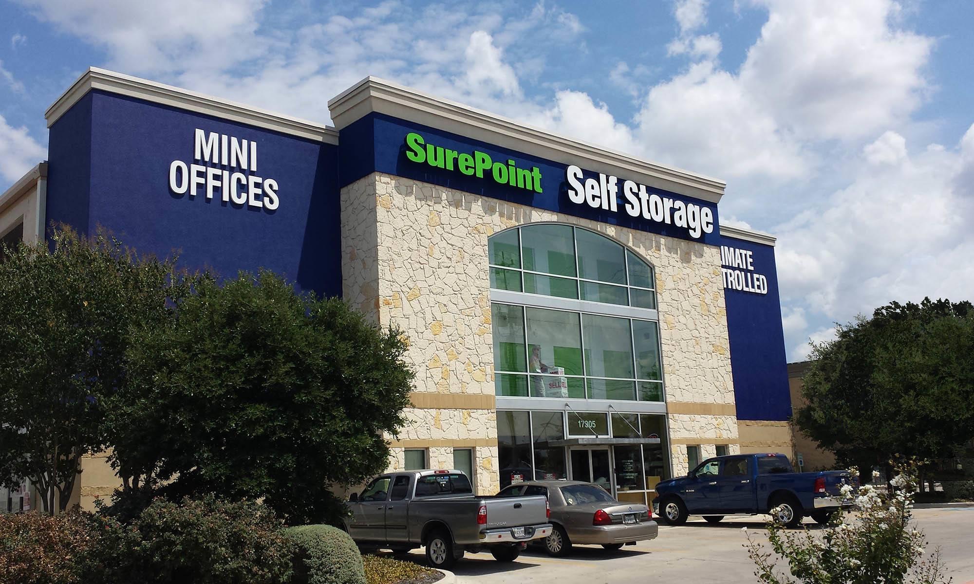 Self storage in Schertz TX