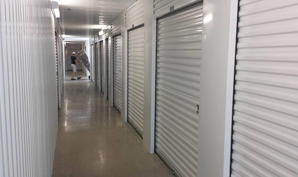 Secure Storage Units At SurePoint Self Storage - Shavano