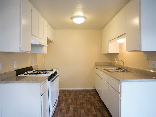 Modern Kitchen at Ascot Park in San Bernardino