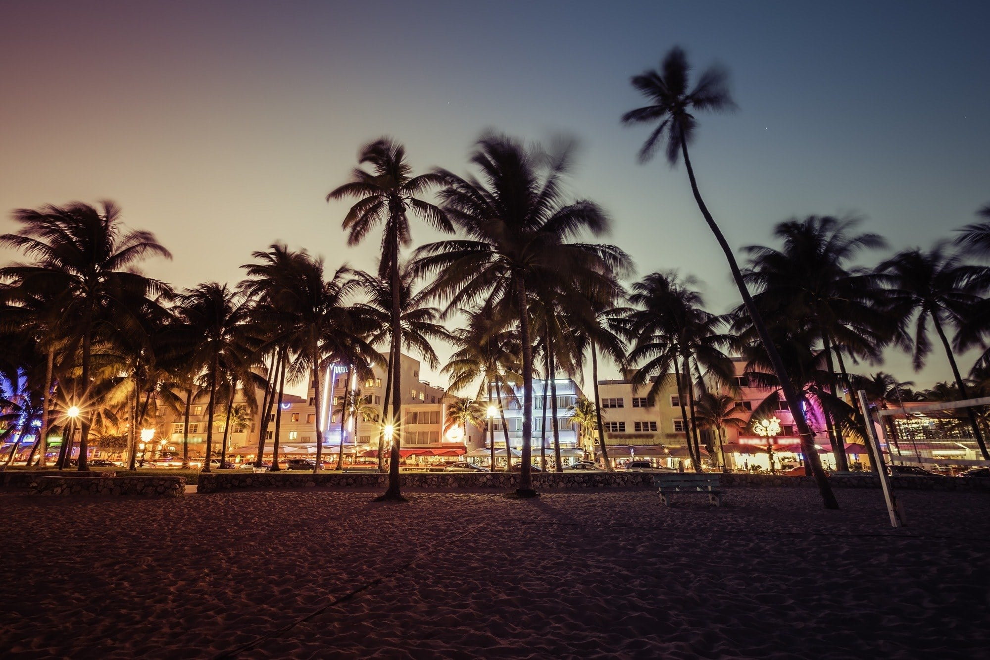 View of Fort Lauderdale, Florida near The Exchange Lofts