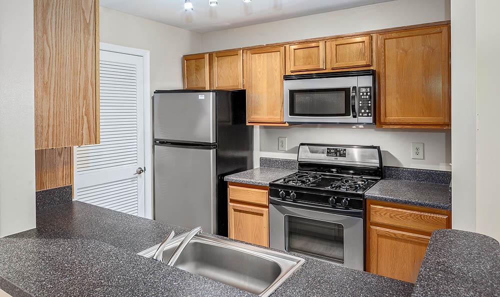 Kitchen at Sussex at Kingstowne