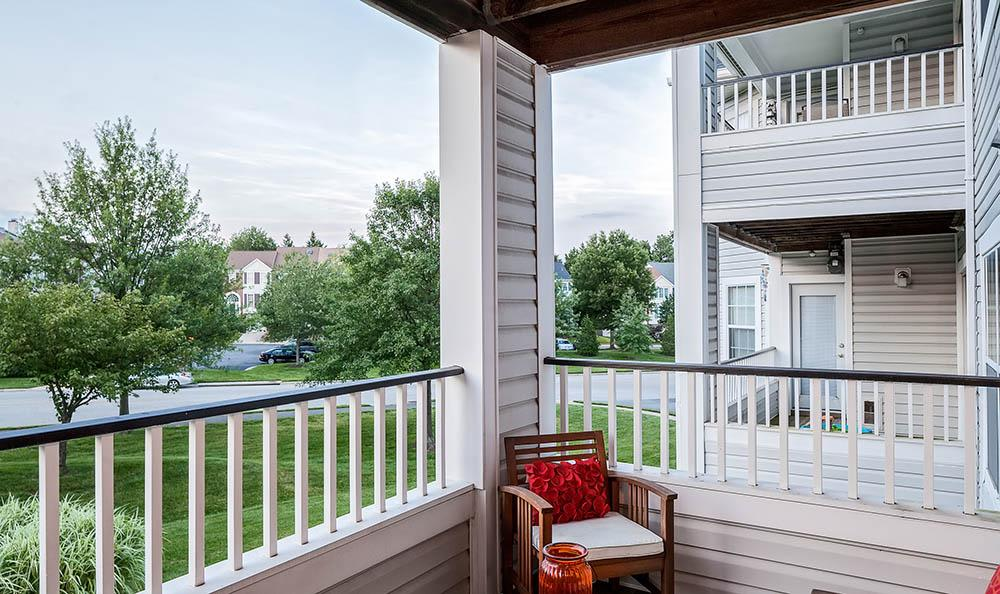 Porch at Sussex at Kingstowne