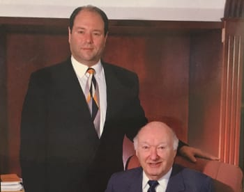 Carl and Larry Silver of Silver Companies