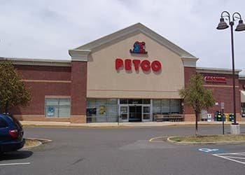 National retail tenants in Harrison Crossing.