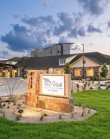 Silver Companies senior living facility
