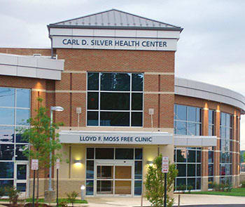 Silver Companies is a major donor to the Carl D. Silver Health Center.