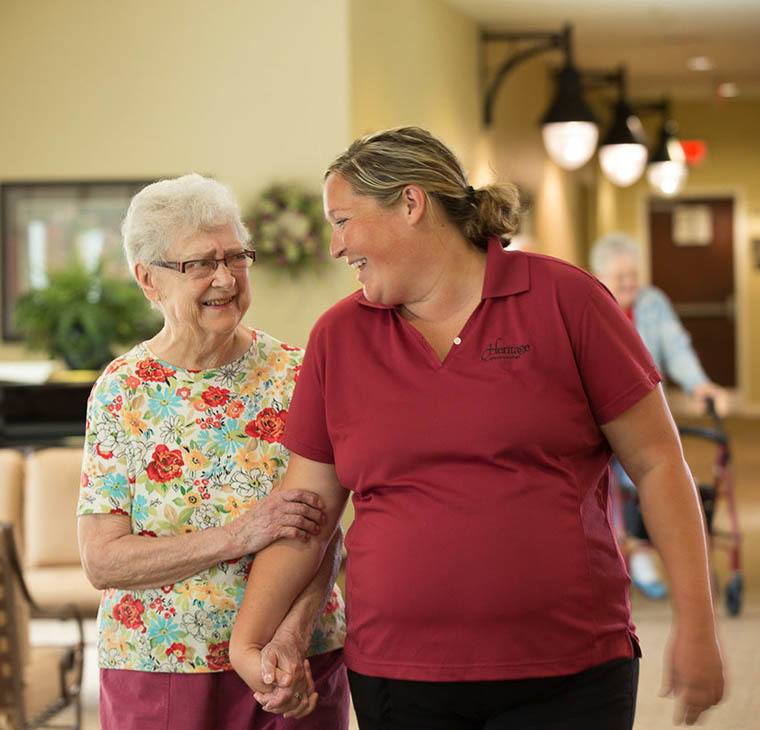 Contact The Heritage at Fox Run today to learn more about our assisted living amenities