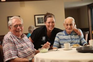 Contact Us to learn more about our senior living facility in Omaha, NE.