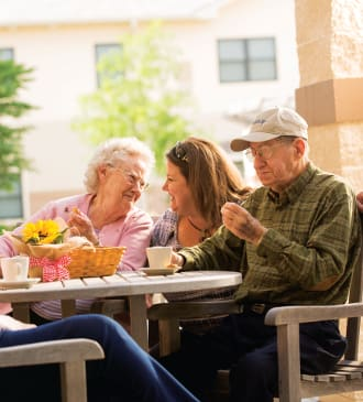 Contact Heritage Ridge today to learn more about our assisted living amenities