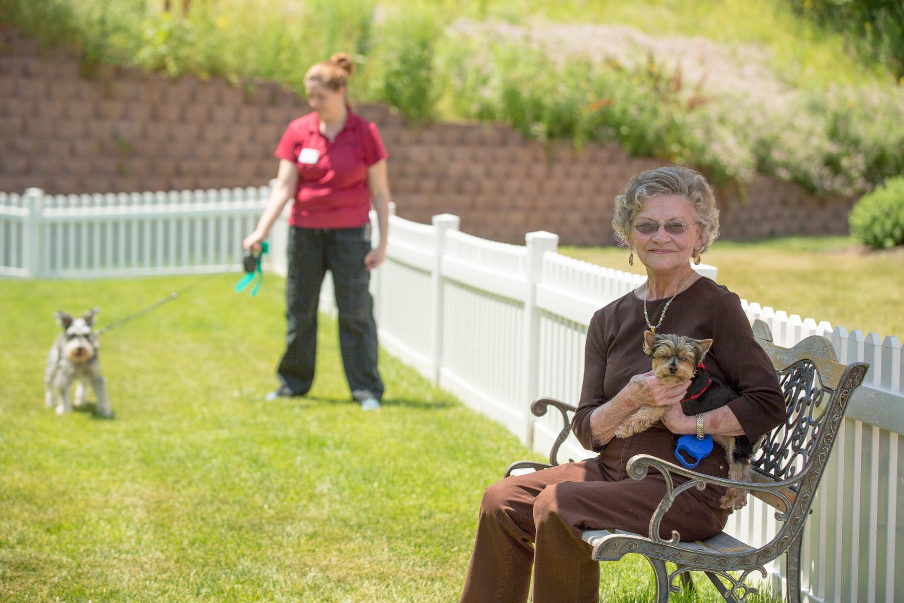 Pet friendly nursing home in Bellevue, ne