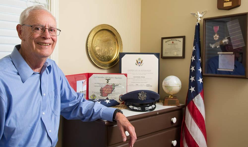 Heritage Ridge gives veteran discounts in Bellevue