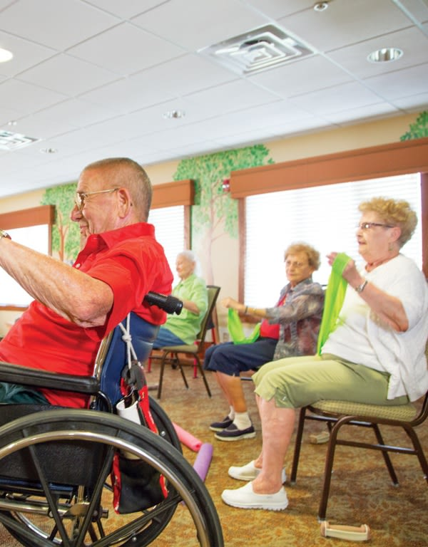 Respite Care | Heritage Ridge