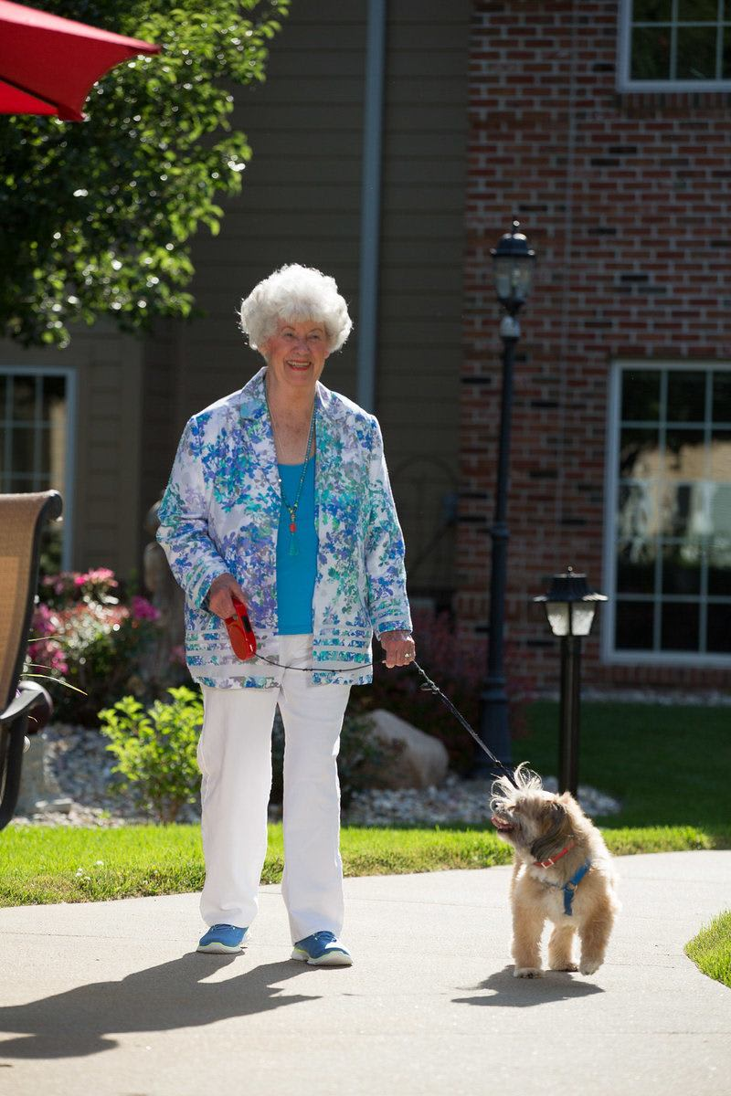 Find out about our Orchard Pointe at Surprise respite care services and amenities