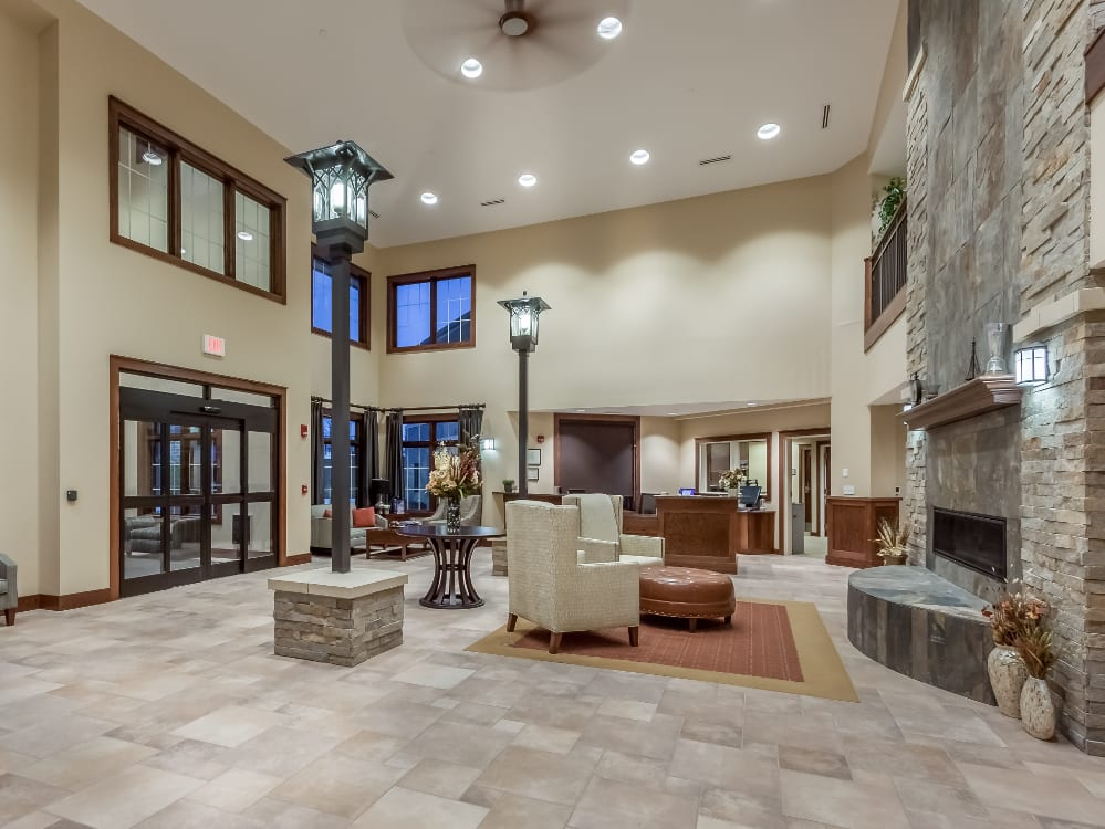 Contact The Heritage at Legacy today to learn more about our wonderful property in Omaha.