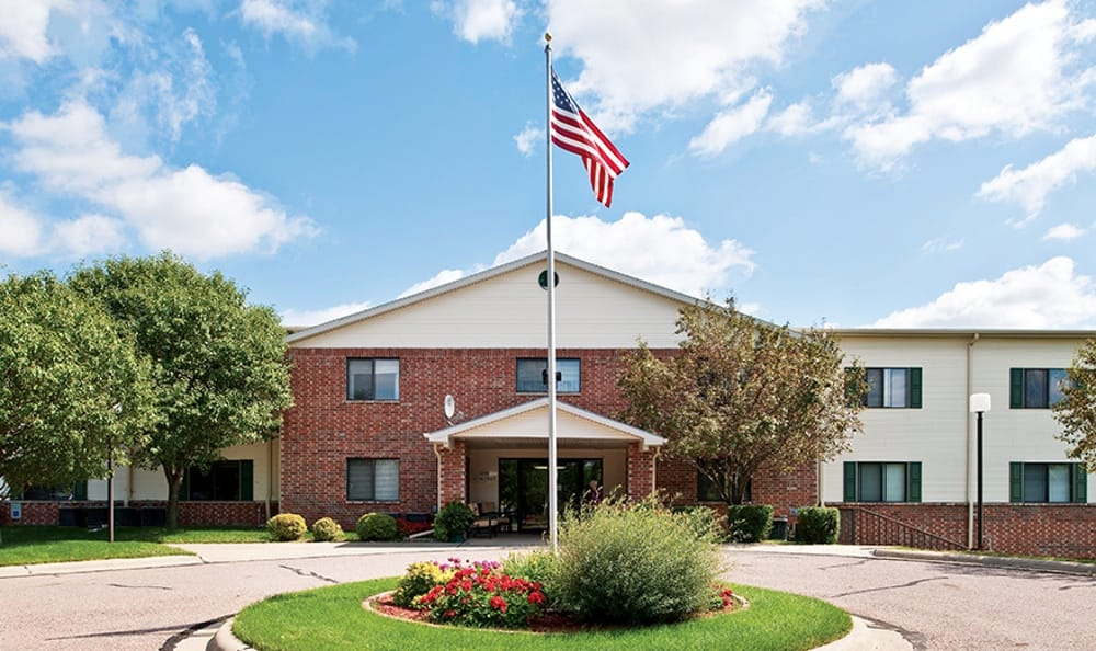 Front At Our Sioux City Senior Living Community