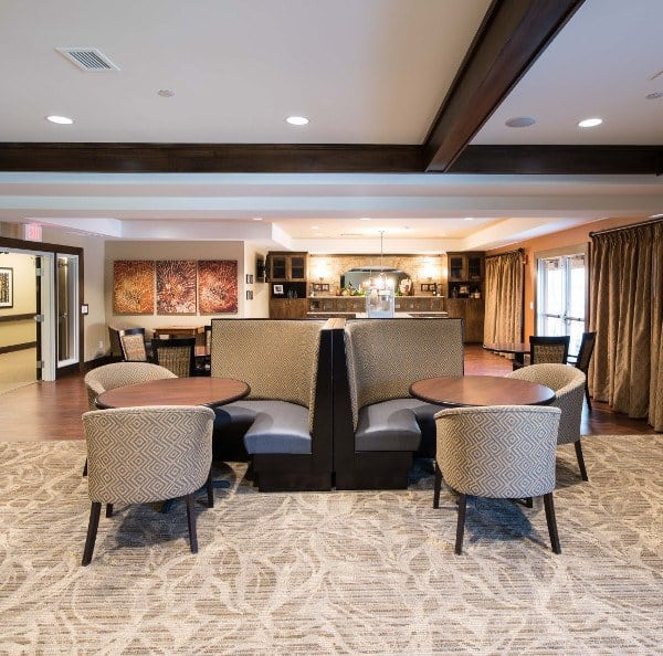 Contact The Heritage at Sterling Ridge today to learn more about our assisted living amenities