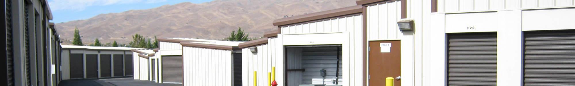 Reserve a unit at Interstate U-Stor