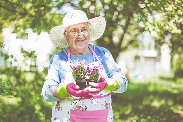 Osmond Senior Living in Lindon has great programs for its residents.