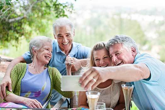 Information and links for our residents at Osmond Senior Living in Lindon