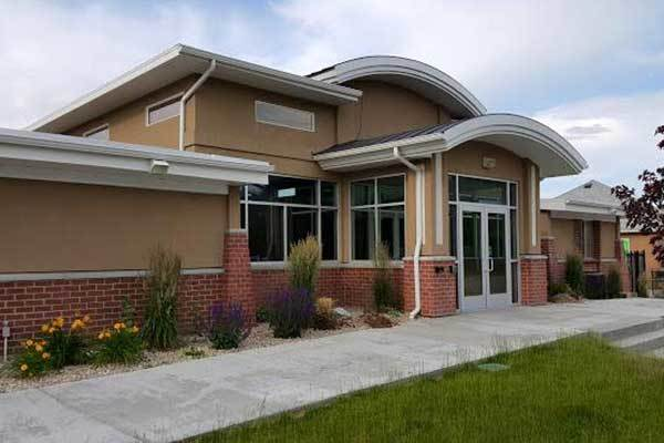 Exquisitely designed building at Osmond Senior Living in Lindon.