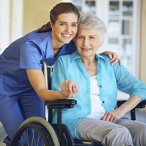 Care Options at Wood Ridge Assisted Living
