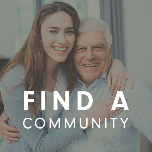 Find a Ridgeline Management Company senior living community