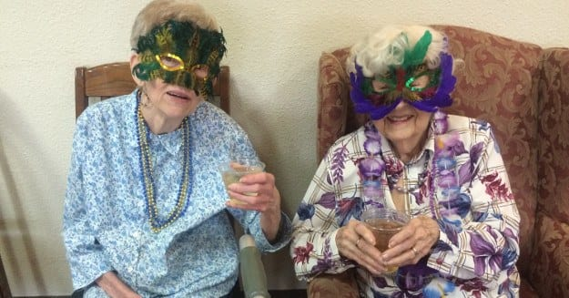 Alder Bay Assisted Living offers great social opportunities.