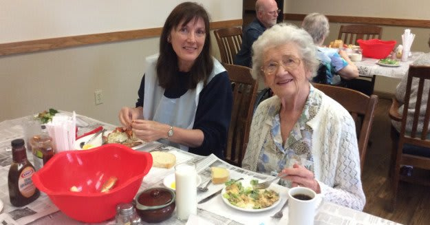 Alder Bay Assisted Living has life enriching activities for residents.