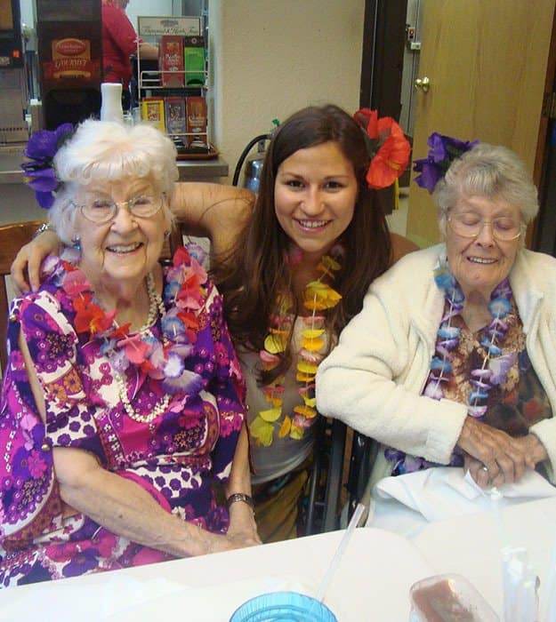 Alder Bay Assisted Living offers great employee programs