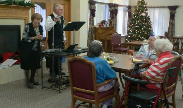 Avalon Assisted Living Community has life enriching activities for residents.
