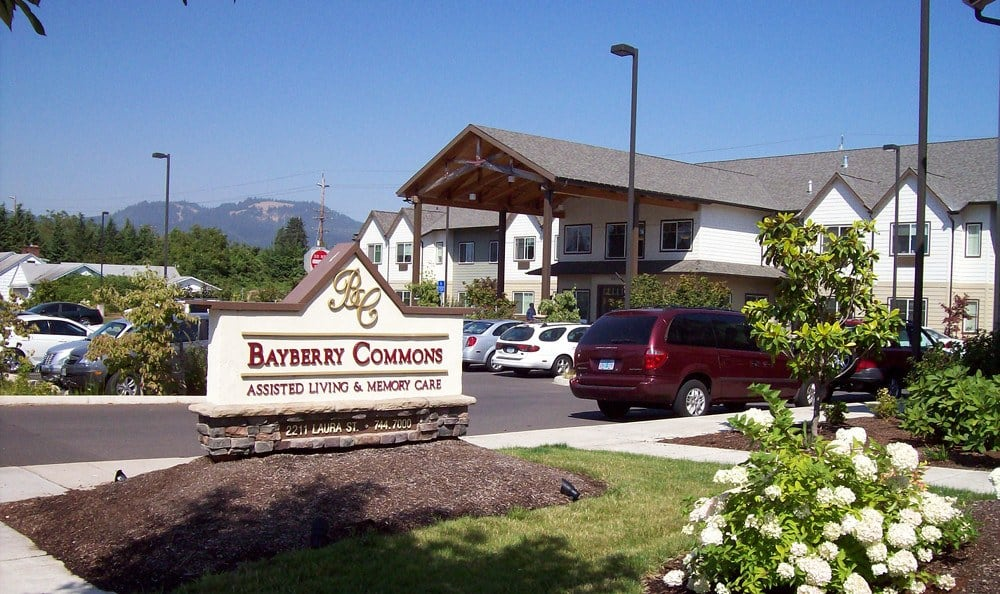 Welcome home to Bayberry Commons Assisted Living and Memory Care.