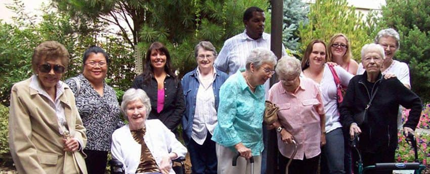 Bayberry Commons Assisted Living and Memory Care has great programs for it's residents.
