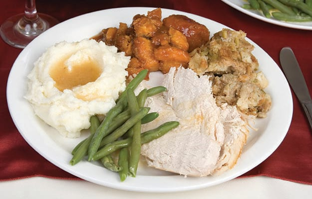 Great meals at Garden Square at Westlake Assisted Living.