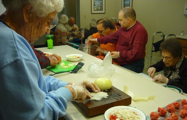 Assisted living is a care option at Garden Square Assisted Living of Casper.