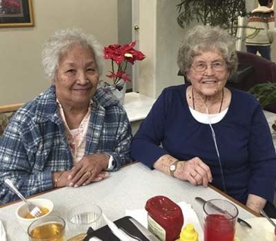 Garden Square Assisted Living of Casper offers daily activities.