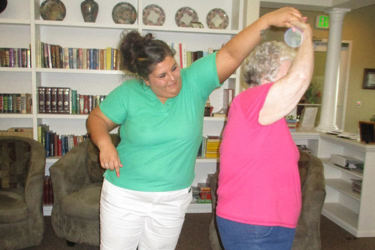 Garden Square of Greeley Assisted Living and Memory Care offers great activities.