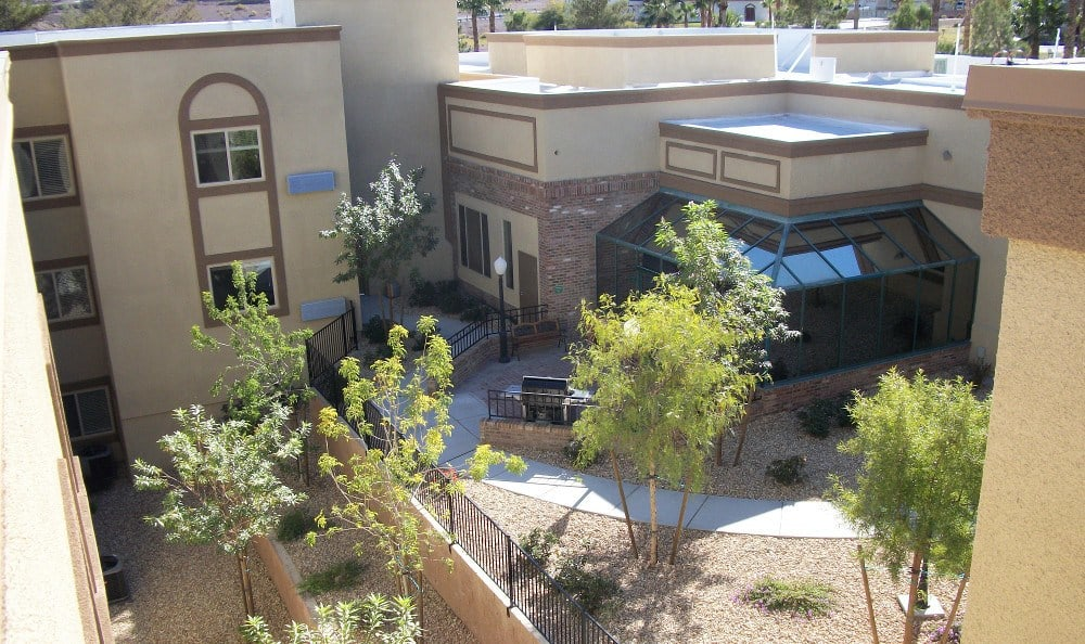Lakeview Terrace of Boulder City has life enriching activities for residents.