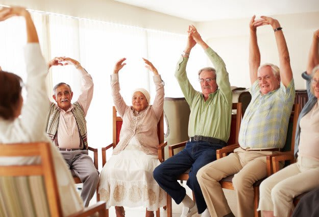 Brentwood at Niles has life enriching activities for residents.