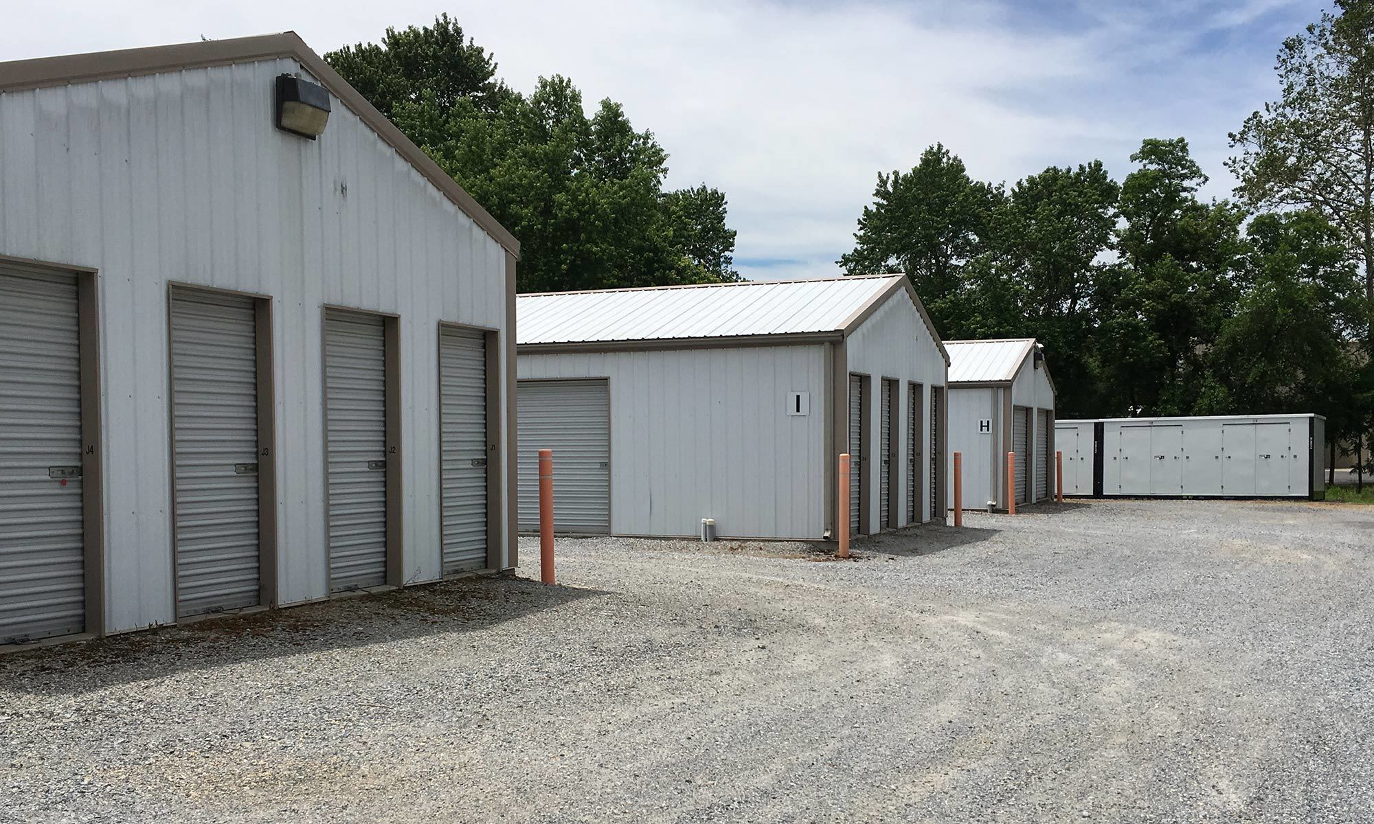 Self storage in Hagerstown MD
