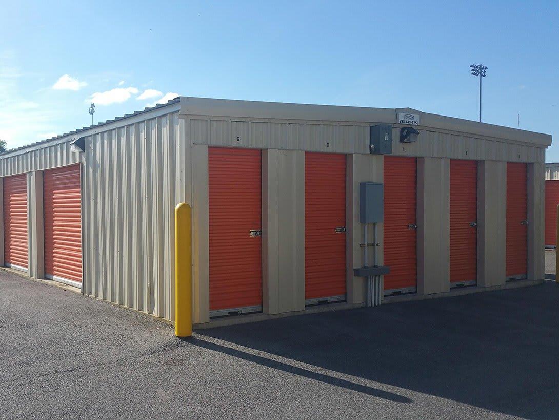 Storage building at The Storage Bin - Baltimore Street