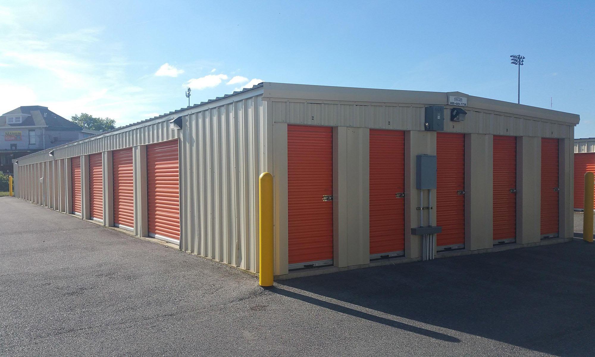 Self storage in Hagerstown MD