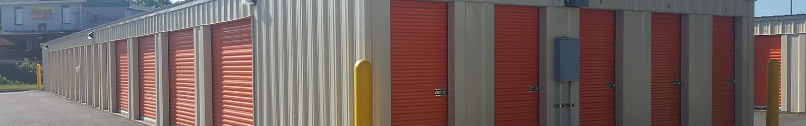 Self storage units in Hagerstown