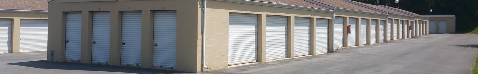 Contact us for your self storage needs in Hagerstown