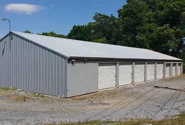 Luxury features for the self storage facility in Hagerstown