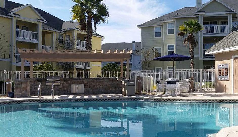 Great amenities found at Landings at Lake Gray in Jacksonville, Florida