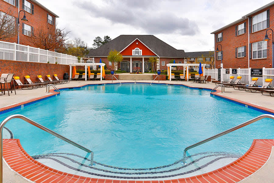 Swimming Pool at Grand Reserve at Pavilions