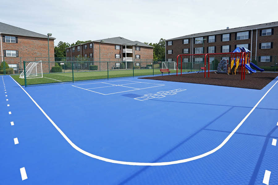 Sport Court at Grand Reserve at Pavilions