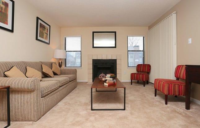 Modern Minimal Living Rooms At Parc Shores